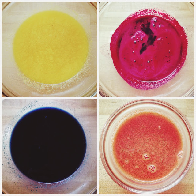 DIY Food Coloring