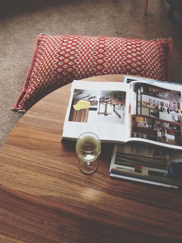 Floor Pillow Tutorial // Poppy Haus