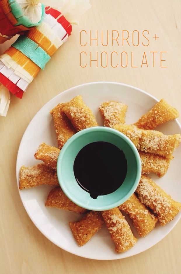 Churro Recipe // Poppy Haus