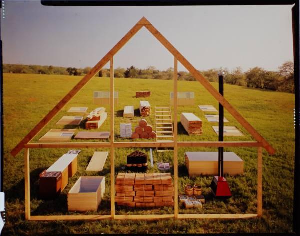 Jens Risom House. Image courtesy of LIFE magazine