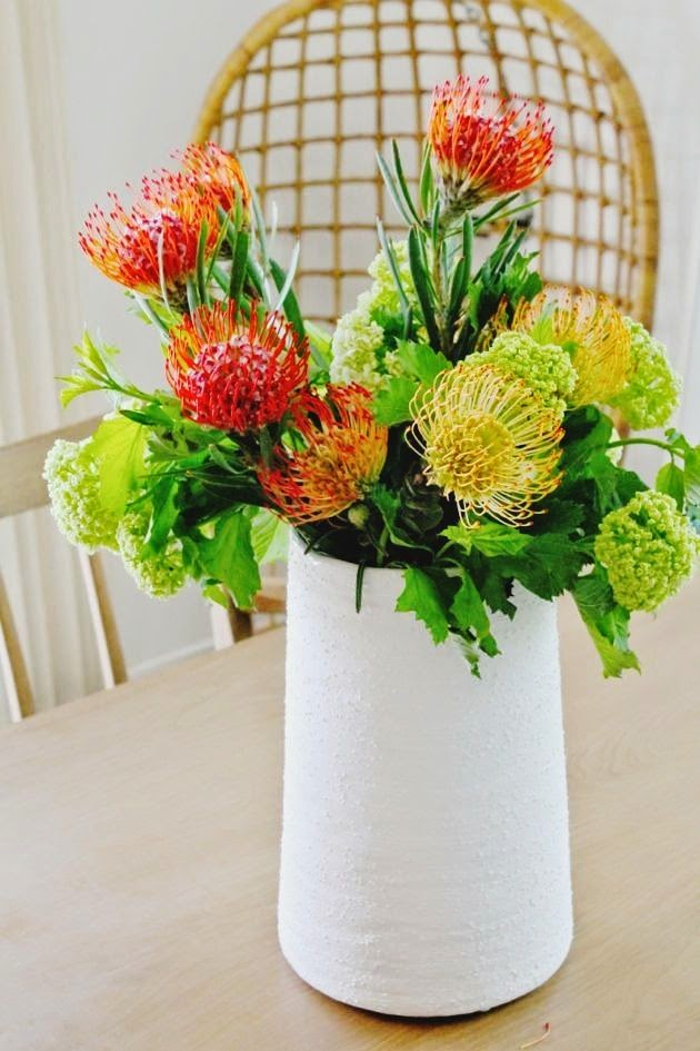 Protea Arrangement // Poppy Haus