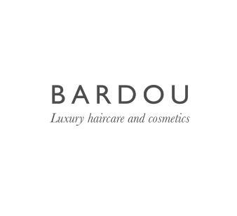 BARDOU    Bardou   is the new luxury brand of haircare, hairstyling and cosmetic products that offers premium salon results at home. What sets its range apart is its formulation enriched with Keratin and ingredients specially designed in Great Britain. Bardou   also provides flexible and accessible beauty and haircare treatments across their salons and pop-ups worldwide ,currently in London, Marbella and expanding to Dubai.