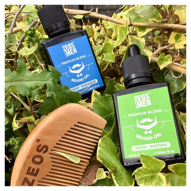We might not all have beards, but we certainly appreciate those that do! 🙌 @zeosformen specialise in #hasslefreegrooming with their #vegan 🌿 and #alcoholfree #giftpack 🧔