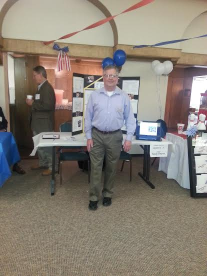 Executive Director, Jeff Malpiede at the 2015 FCC Ministry Fair