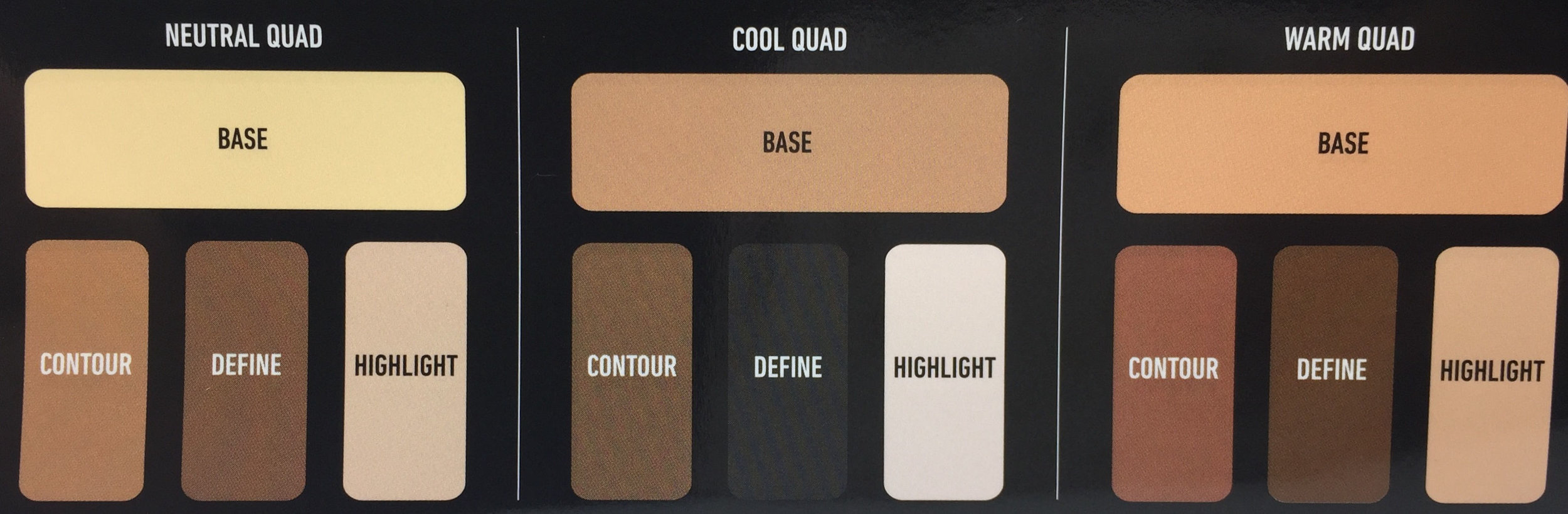 Shade + Light Palette Names After