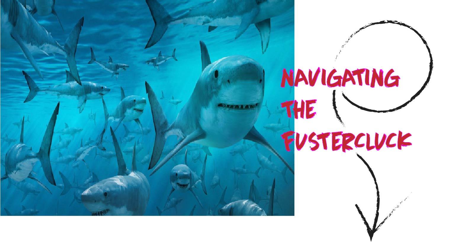 PhotoCredit:  http://2ap93t1x1l6e2f6gfo3ag4vw.wpengine.netdna-cdn.com/wp-content/uploads/2015/01/Shark_Frenzy-1000x480.jpg