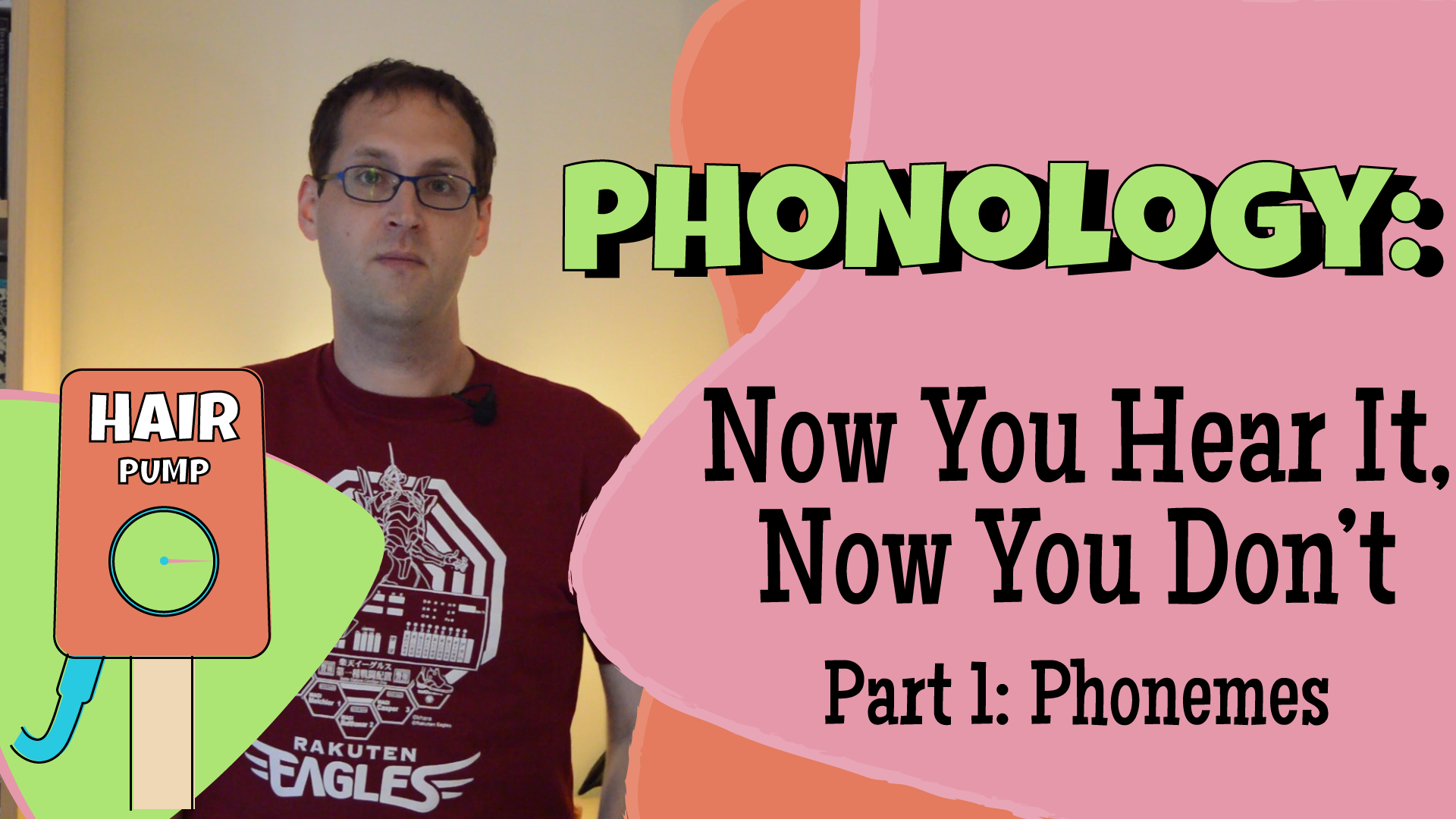 Phonemes and Allophones, Part 1