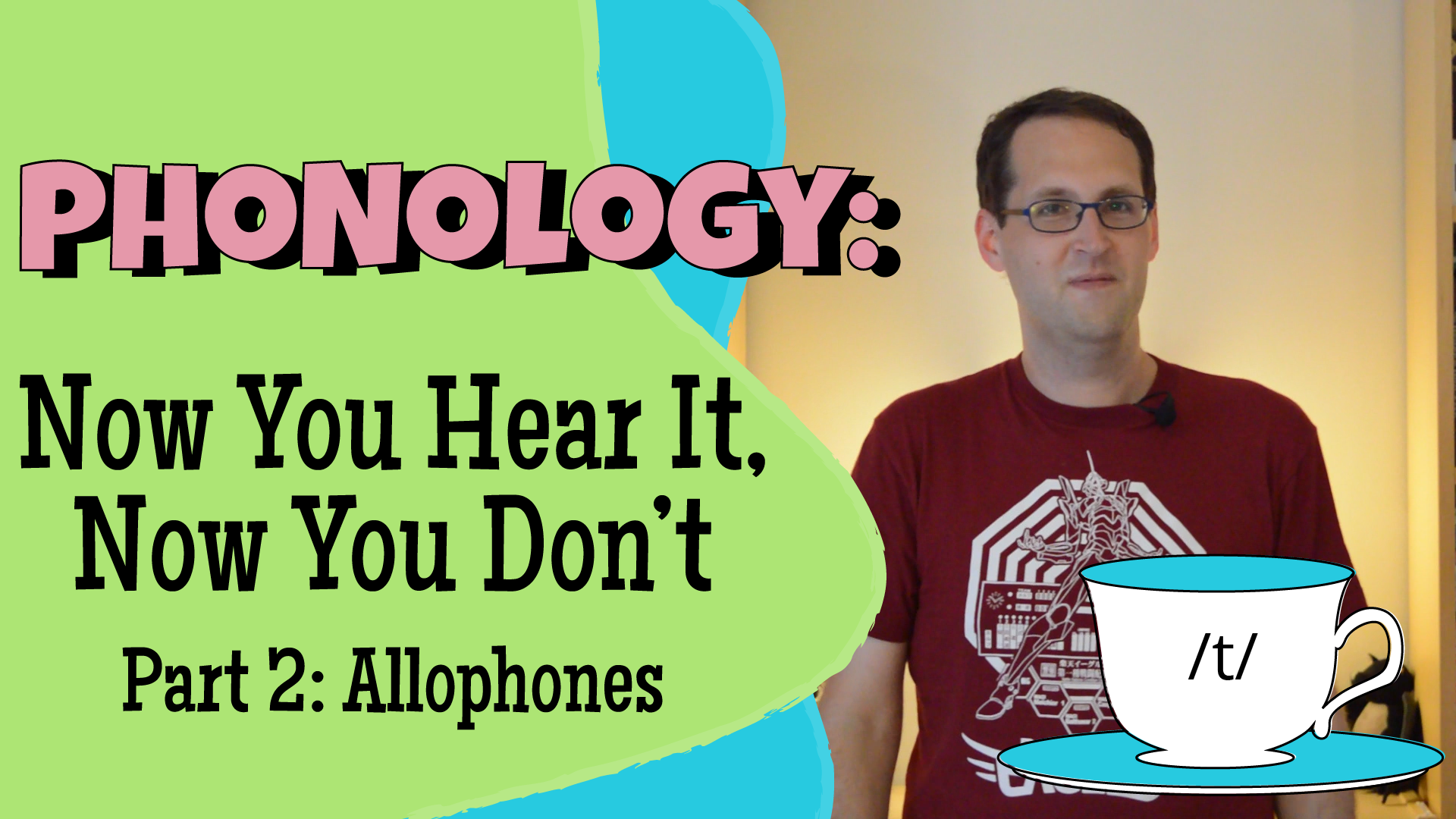 Phonemes and Allophones, Part 2