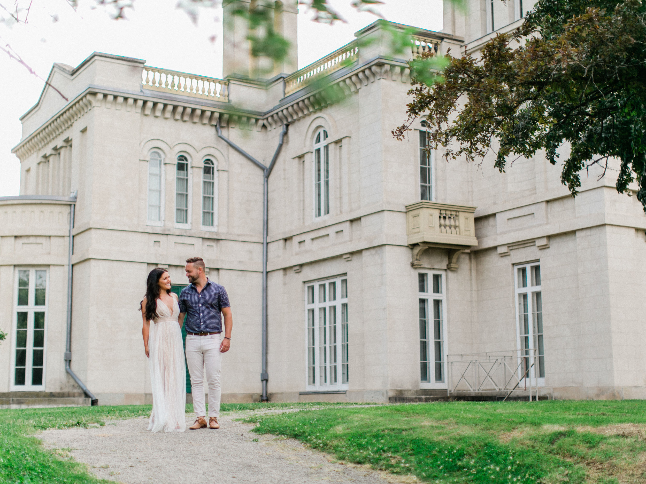 Kaitlin and Travis - Dundurn Castle Hamilton Beach Engagament (47 of 146).jpg