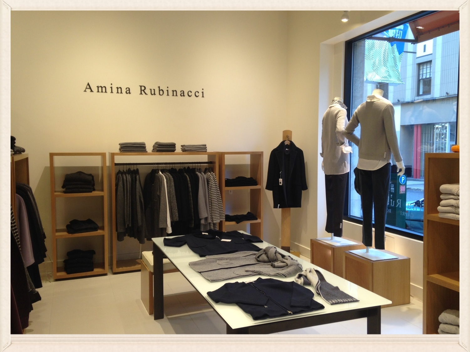 MERCANTILE & AMINA RUBINACCI The exclusive in-store boutique
