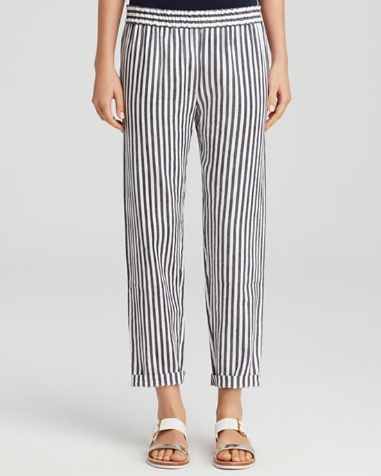 Theory Korite Stripe Pant