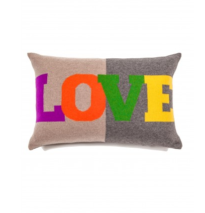 Rani Arabella Cashmere Love Pillow