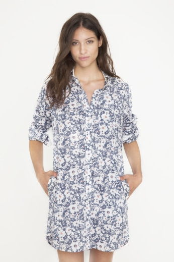 California Tailor Shirt Dress