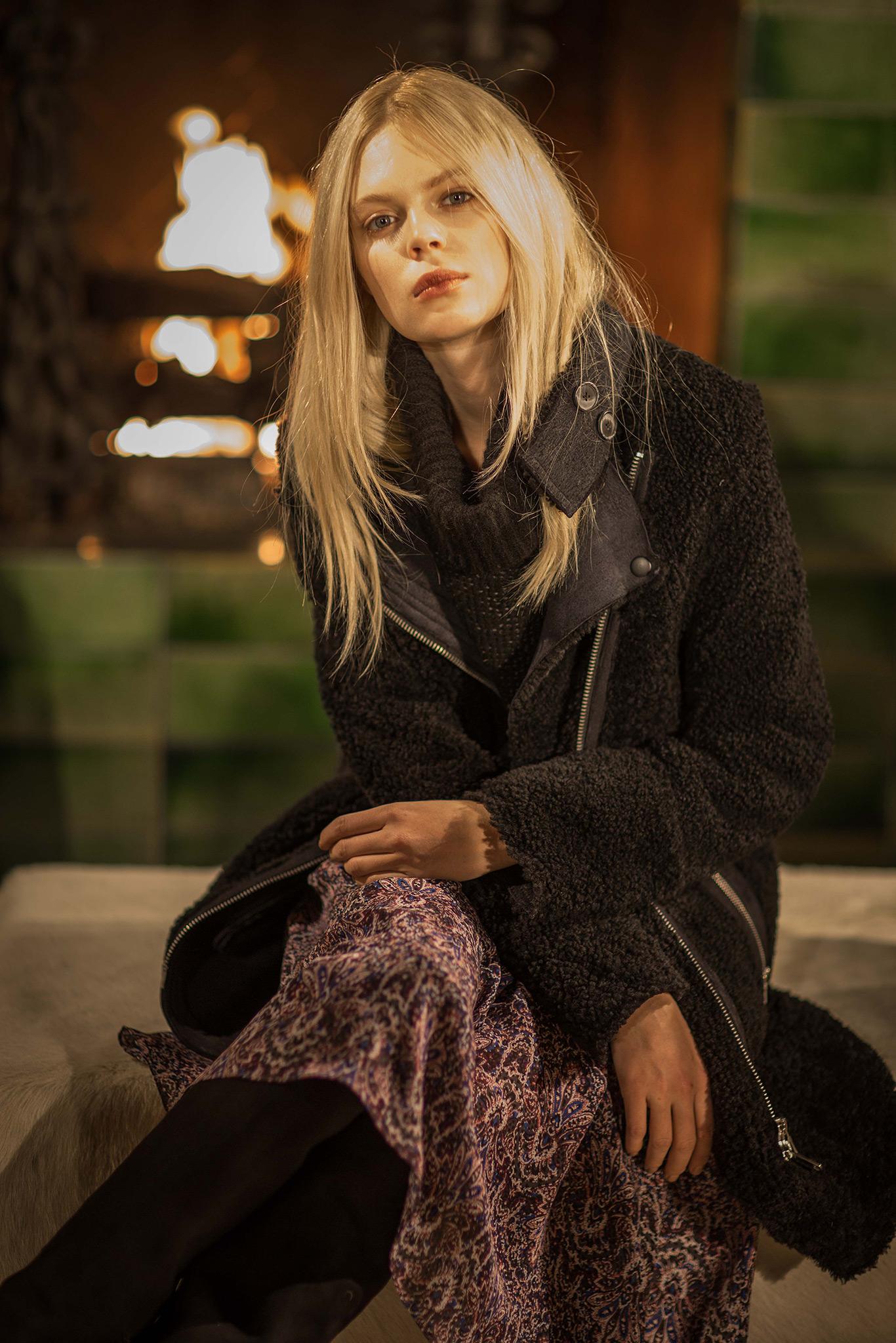 Joie Coat Fall 2015
