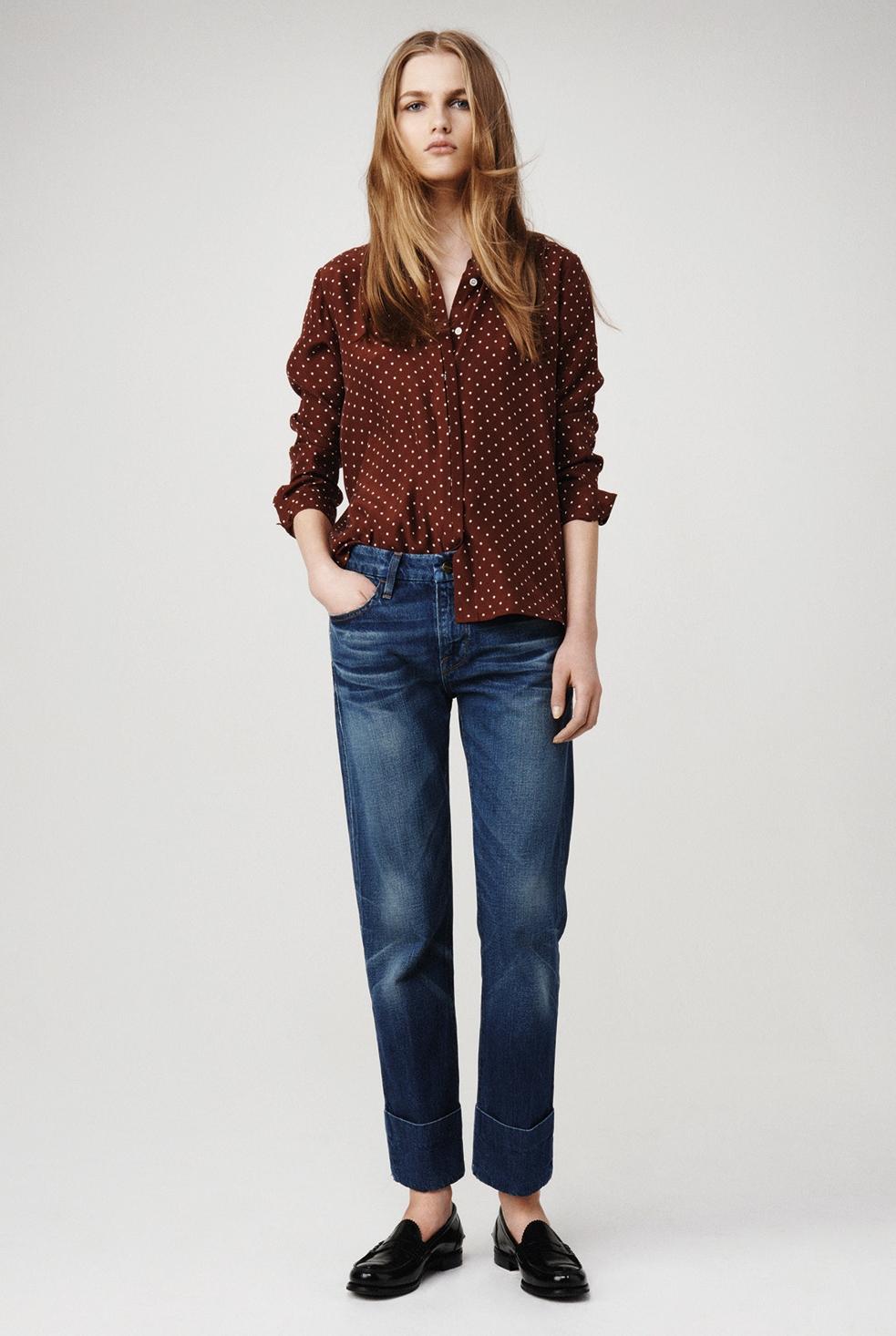 Frame Denim Jeans Fall 2015