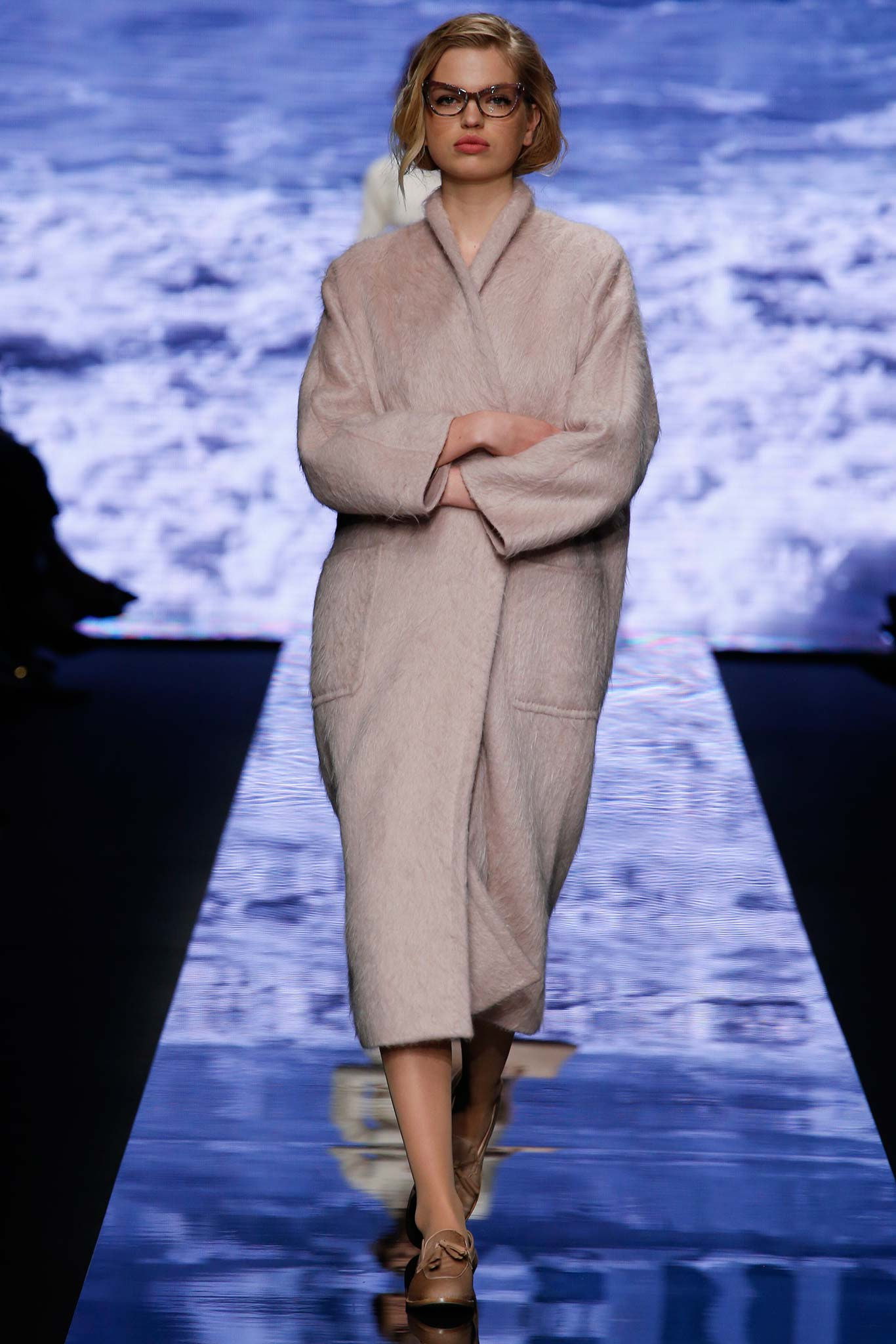 Max Mara Coat Fall 2015