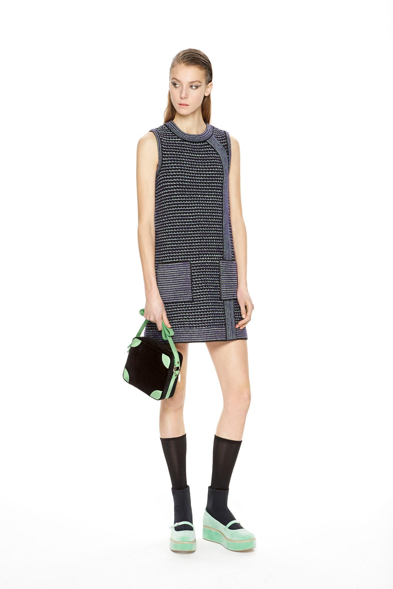 M Missoni Dress Fall 2015