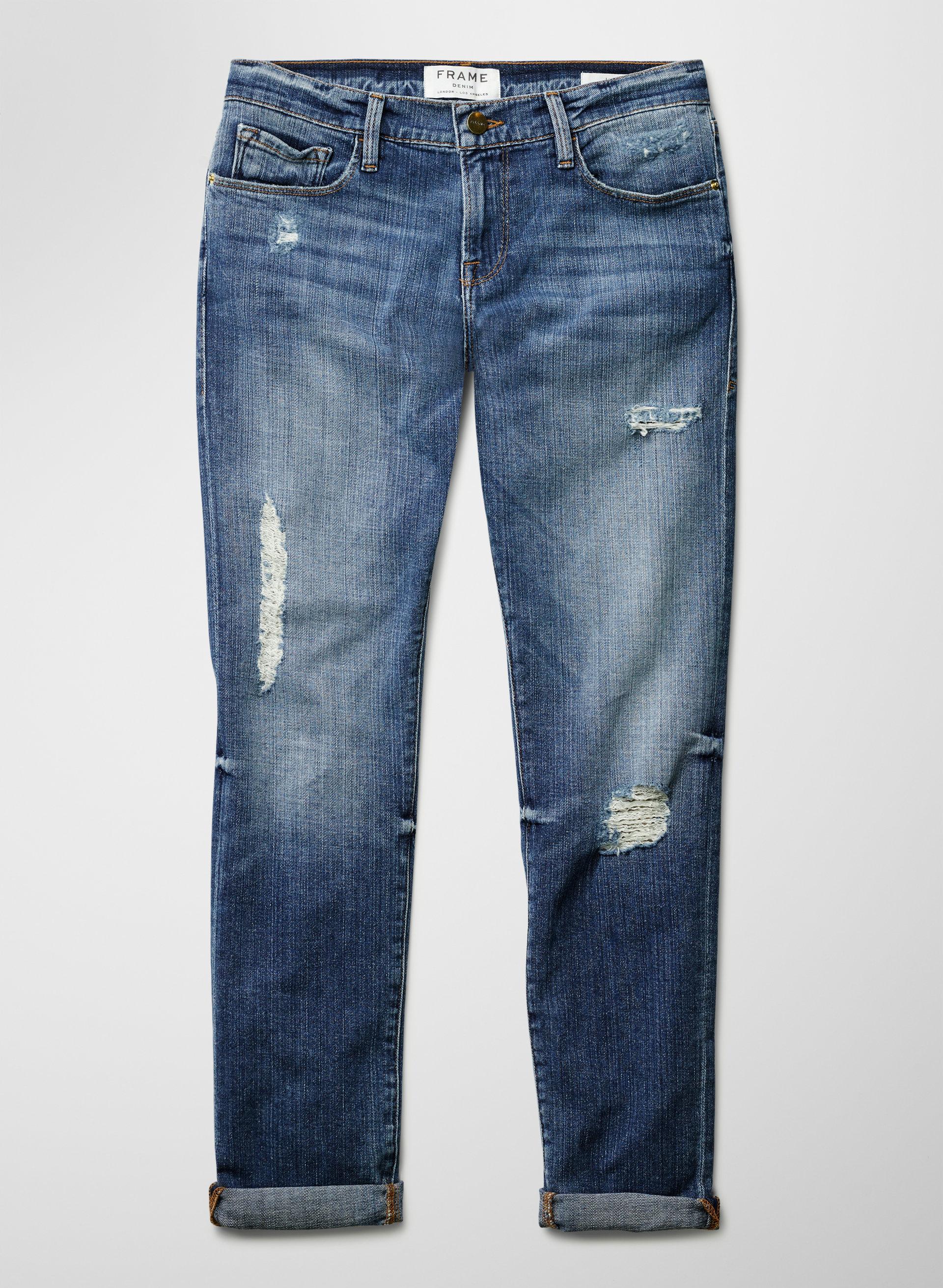 Frame Denim Le Garcon Jeans