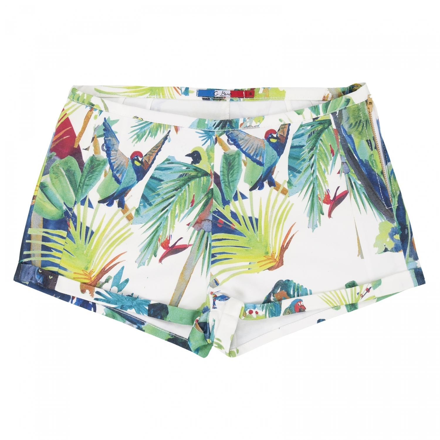 G. Kero Jungle Shorts