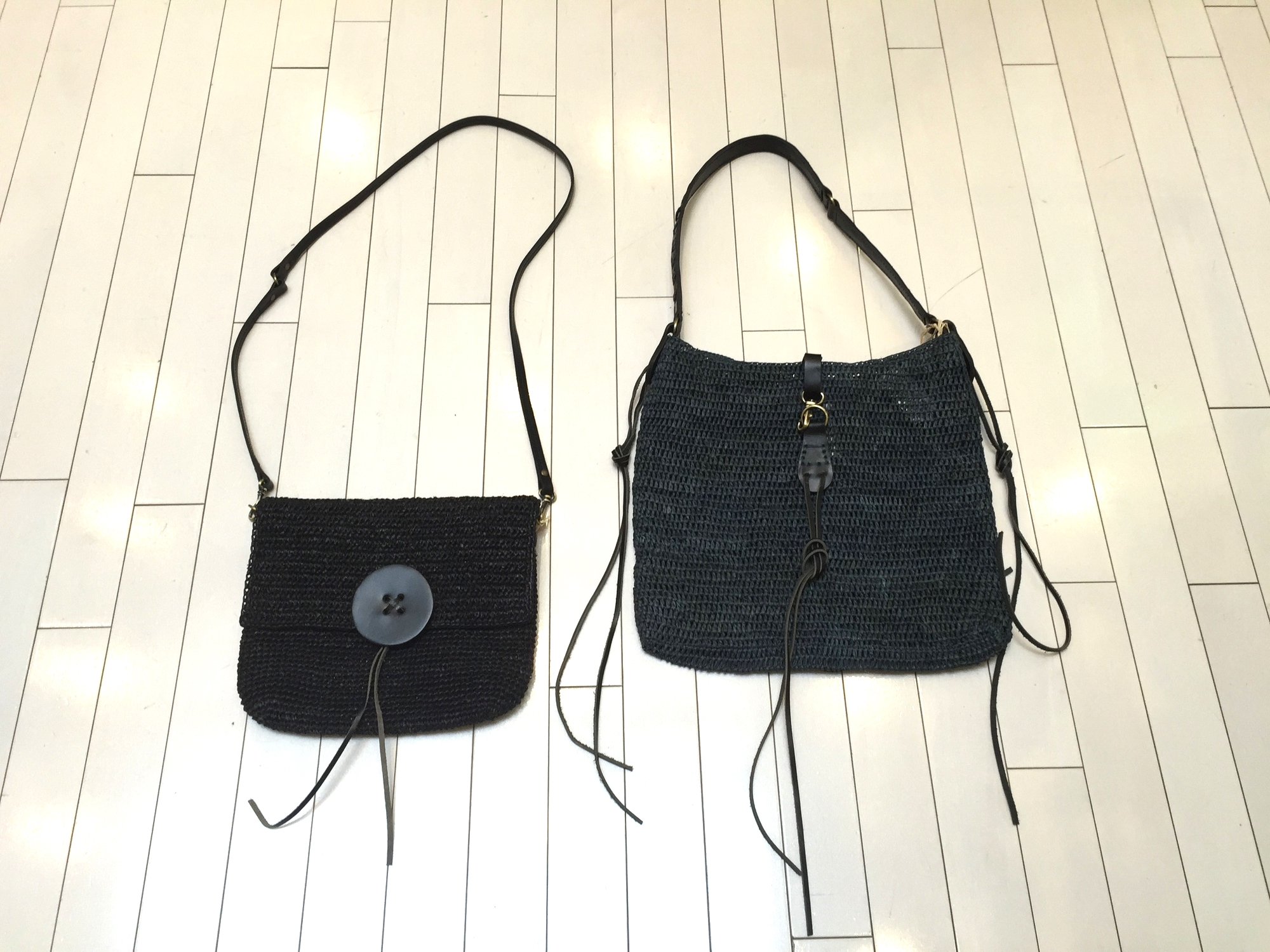Sans Arcidet Bags at Mercantile.JPG