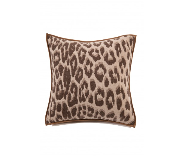 Because leopard goes with just about everything, and this cashmere throw pillow will look beautiful in her bedroom.  Rani Arabella Leo Cashmere Throw Pillow