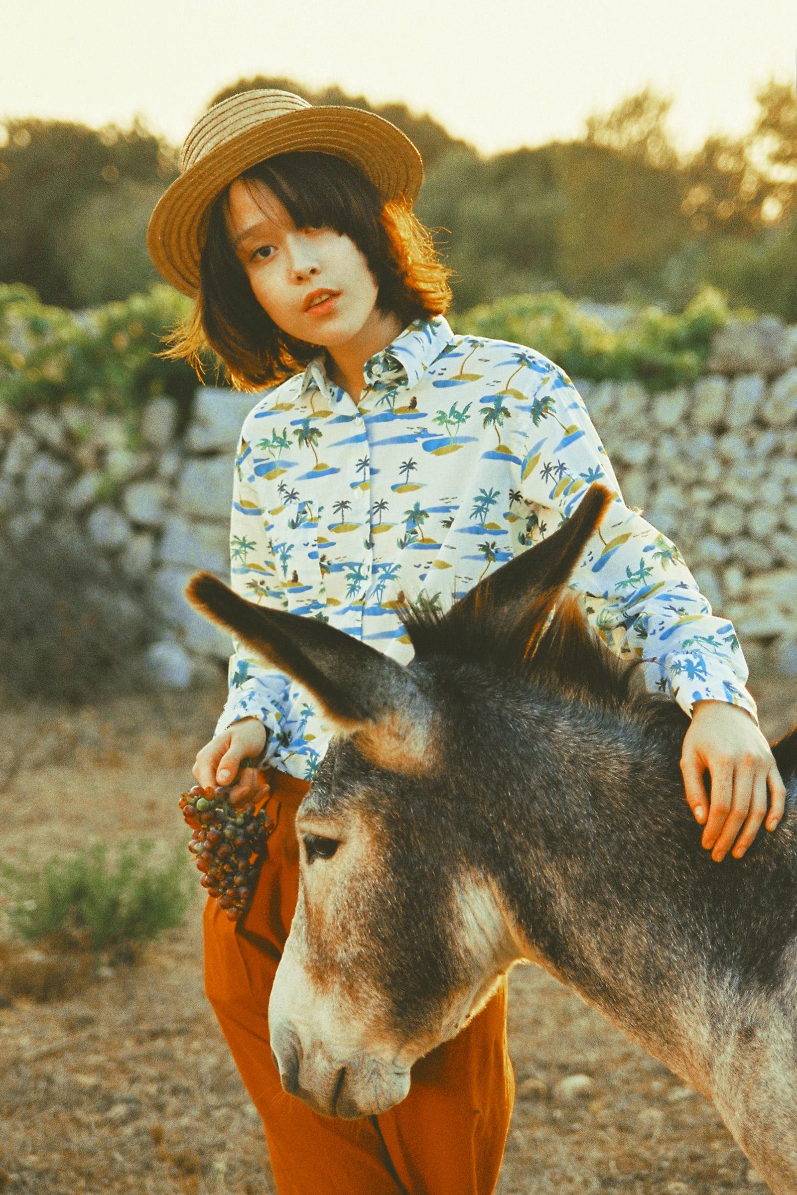 G Kero Palm Island Shirt