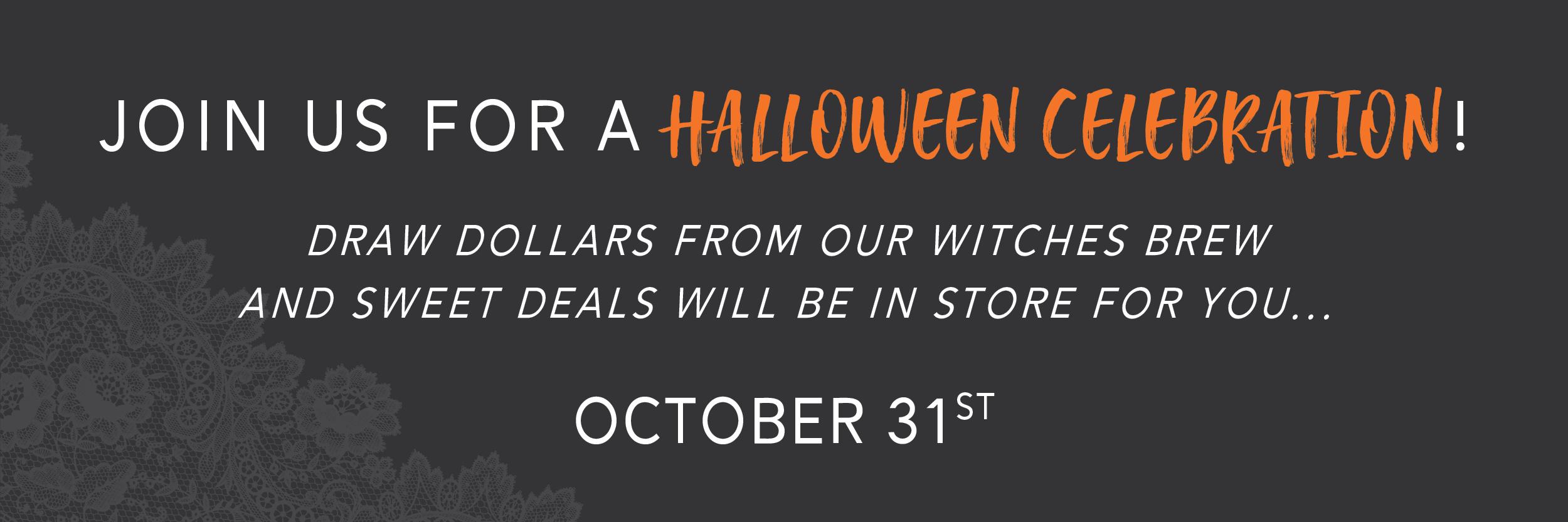 Halloween Celebration Mercantile Portland