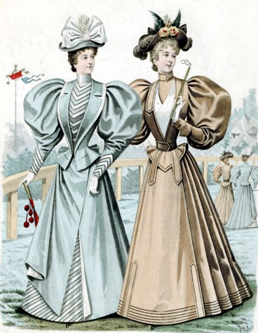 1894 La Mode Francaise.jpg
