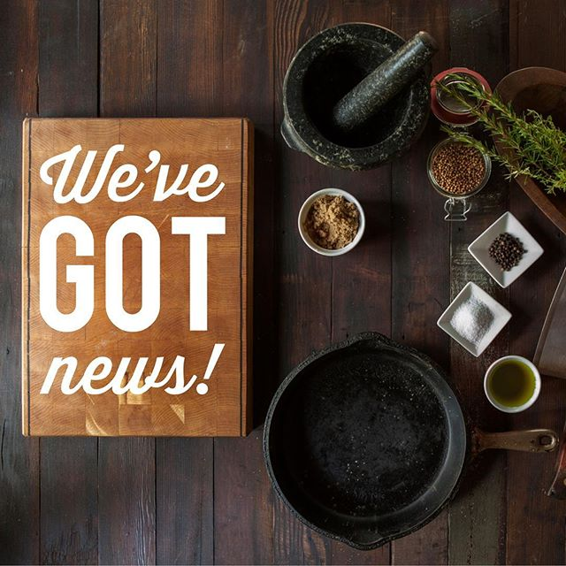 We've been anxiously awaiting this weekend to share some long awaited news! Stayed tuned!! #relishpersonalchef #personalchef #relishyourfood #bignews #growingourbusiness @k8tbarnes