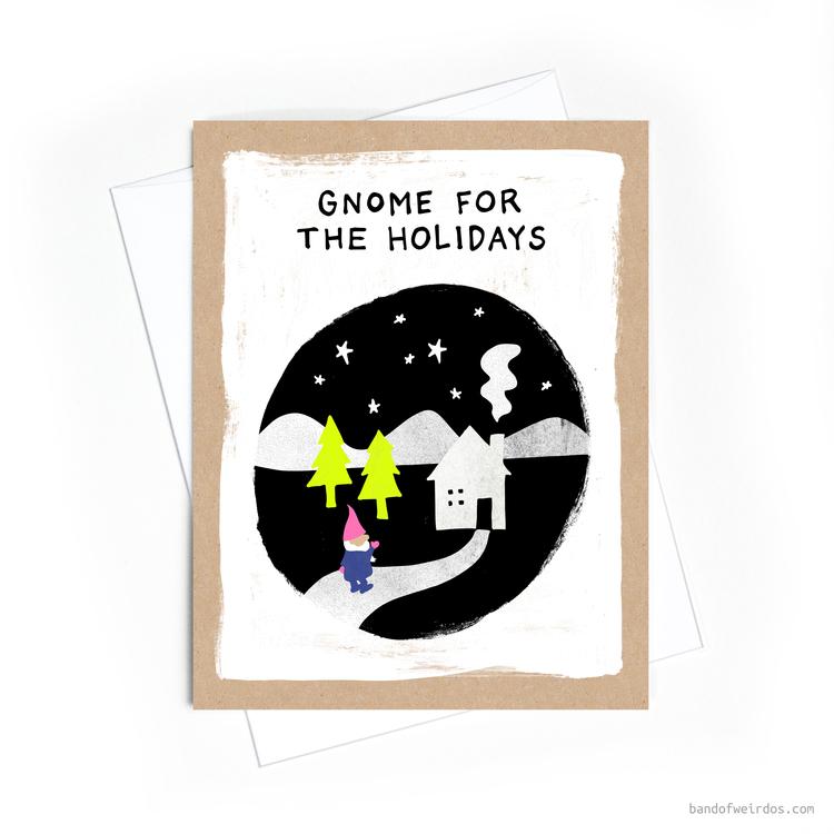 nocoast-band+of+weirdos+-+cards+-+gnome+for+the+holidays.jpg