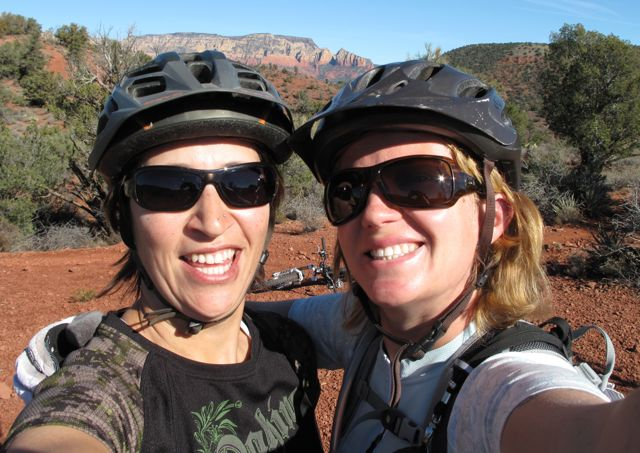 Jen and Anne, the two insane and/or ambitious women (see story for details)