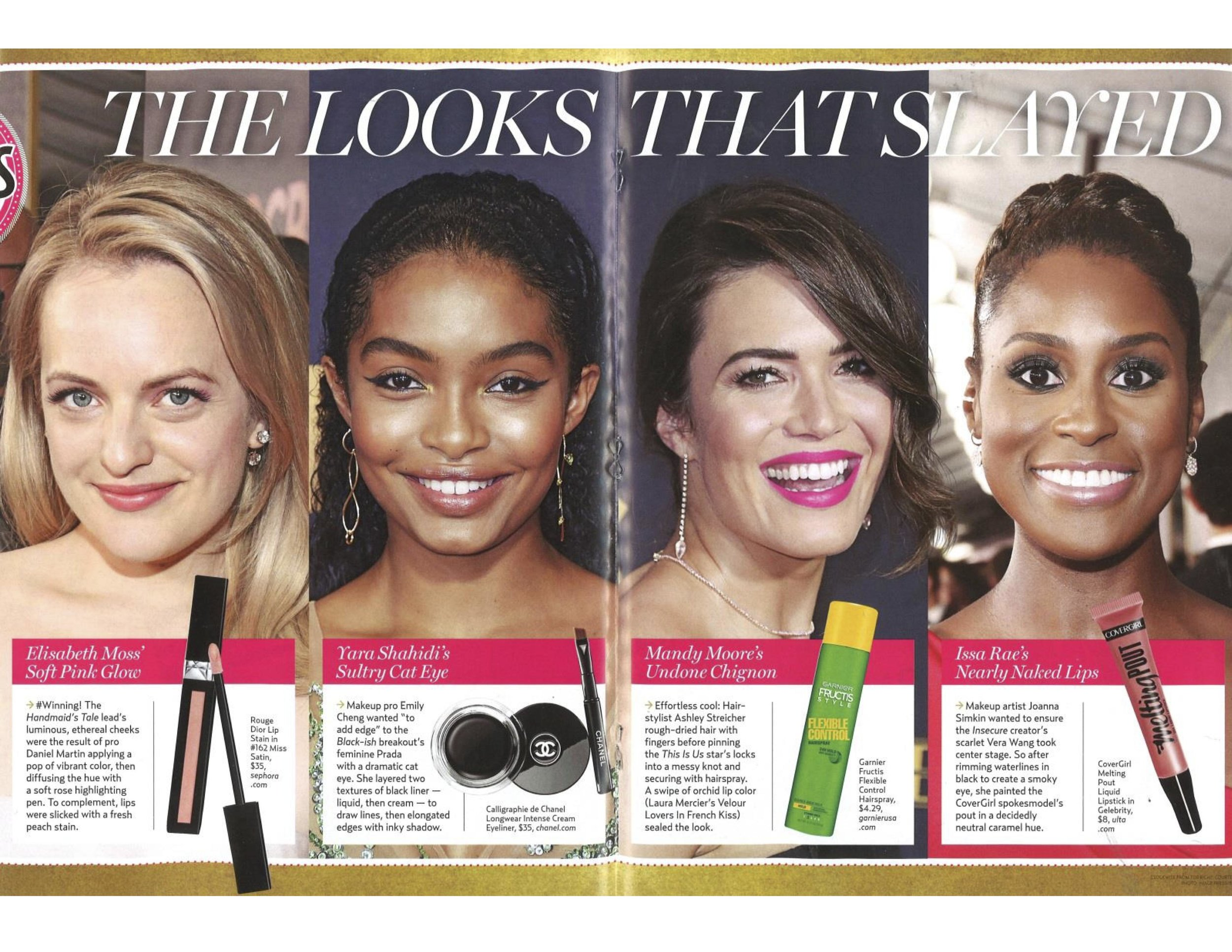 US WEEKLY  GATEFOLD SEPT 2017