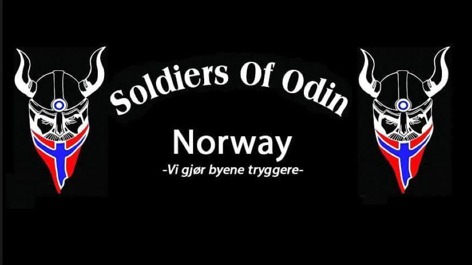 Slik er logoen til Odin of Norway på Facebook-sida. FOTO: (Skjermdump)
