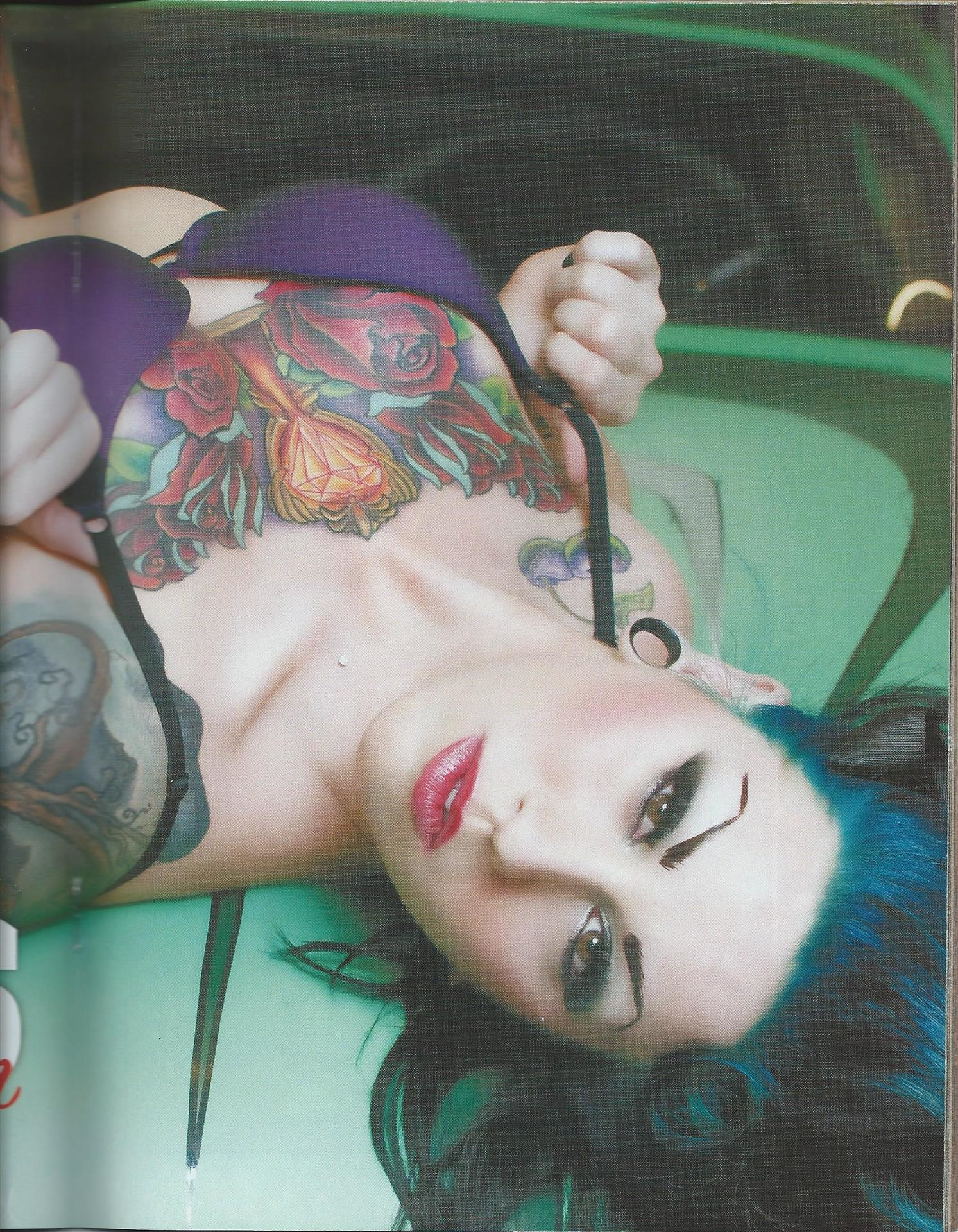 Tattoos For Men Magazine