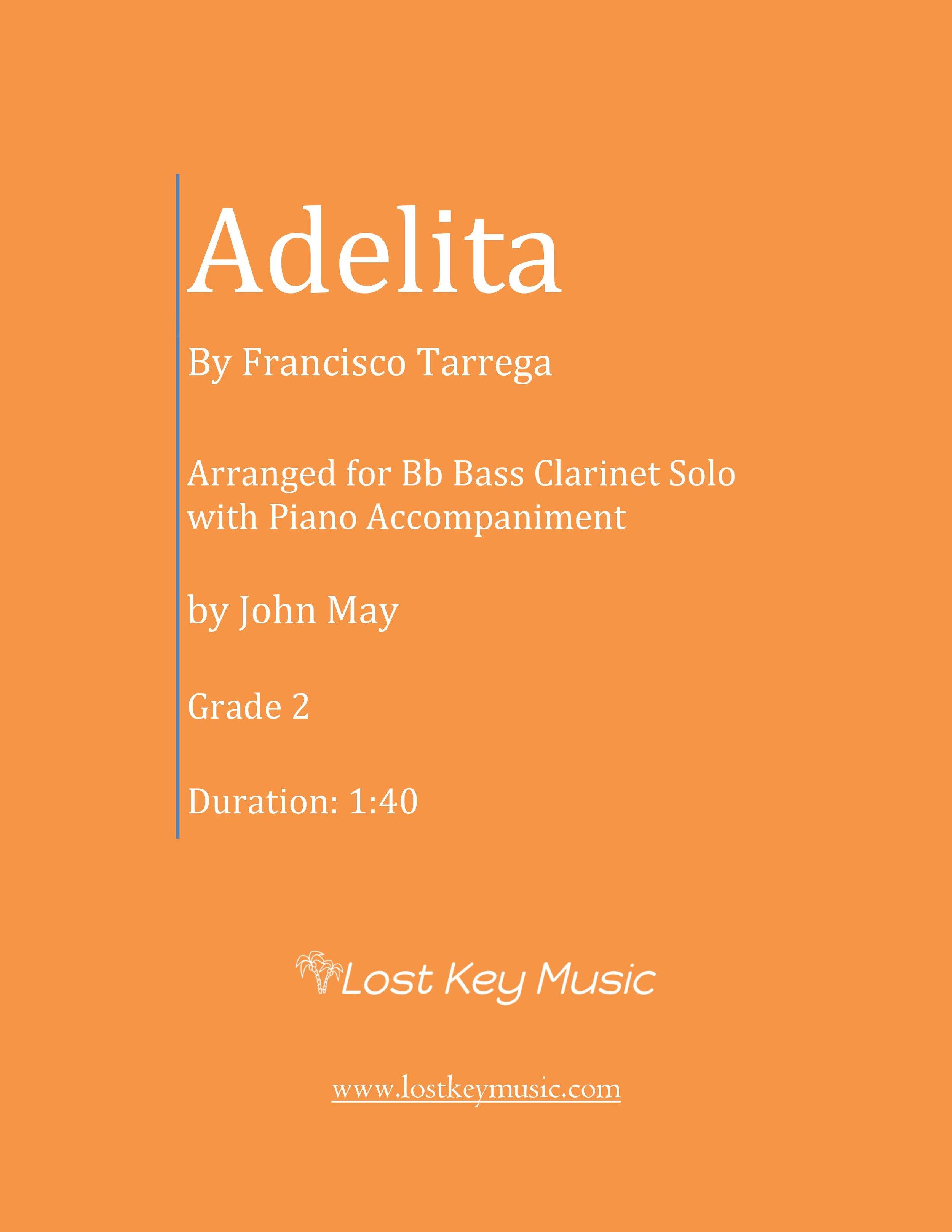 Adelita-Bb Bass Clarinet Solo-Cover Photo.jpg