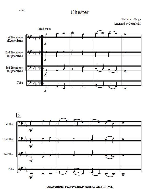 Chester-Three Trombones and One Tuba-Score Sample.jpg