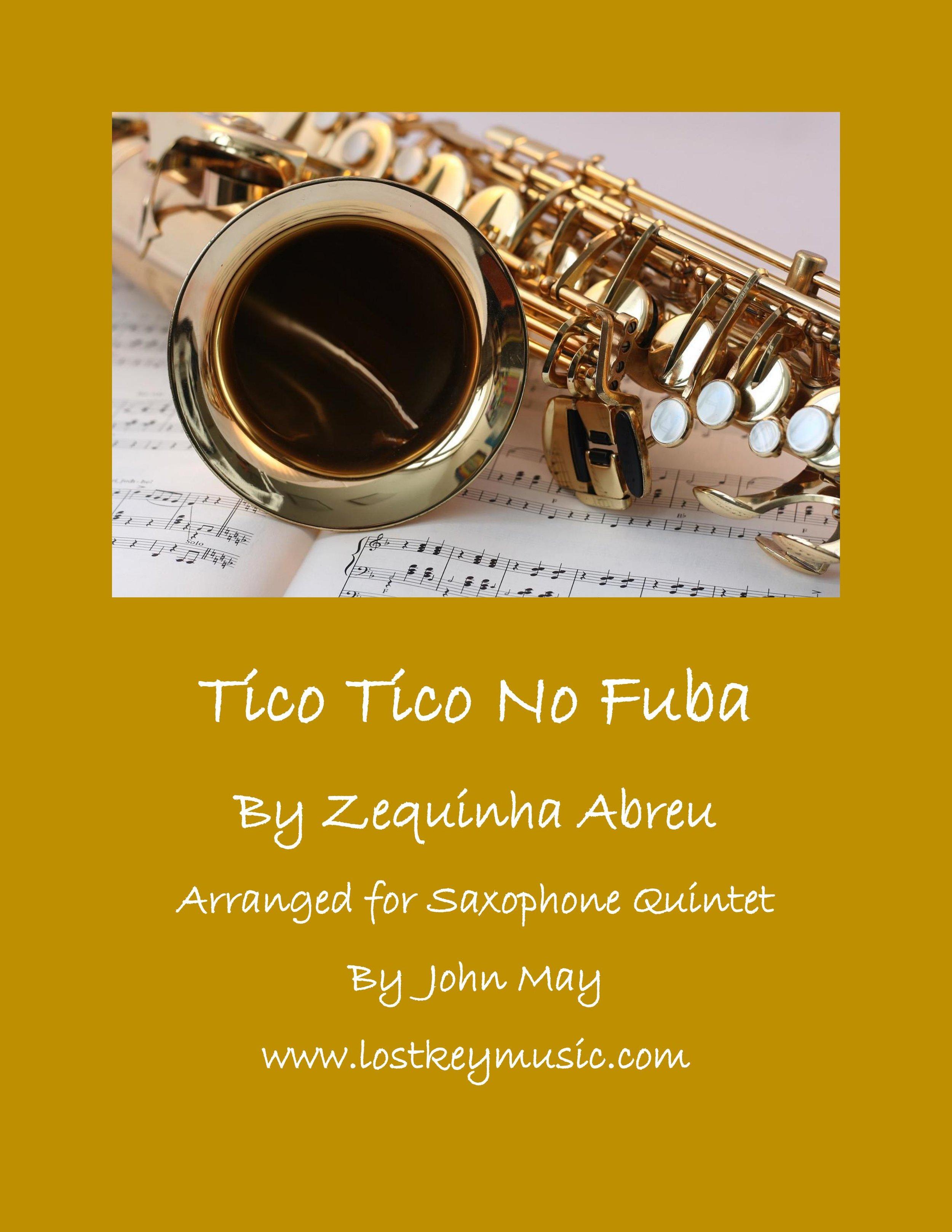 Tico Tico No Fuba-Saxophone Quintet-Cover Photo.jpg