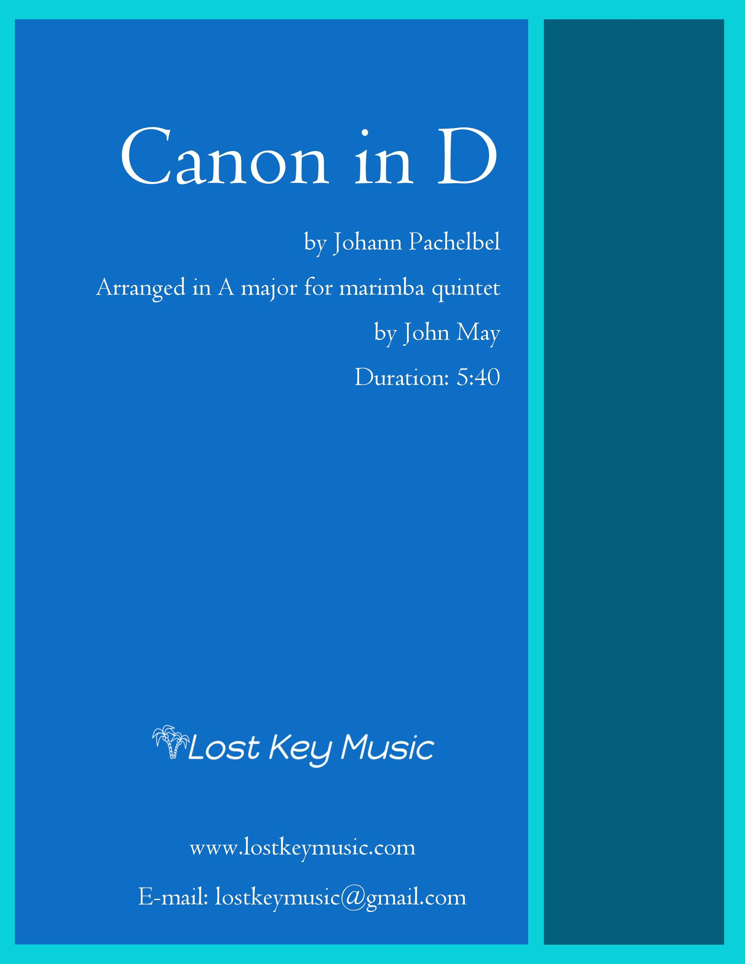 Canon in D Cover Page.jpg
