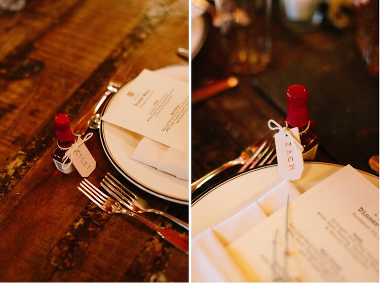 Wedding Reception Details by Sweet August Events