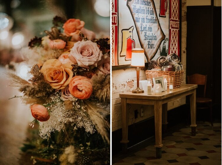 Bohemian Wedding at Hotel Emma