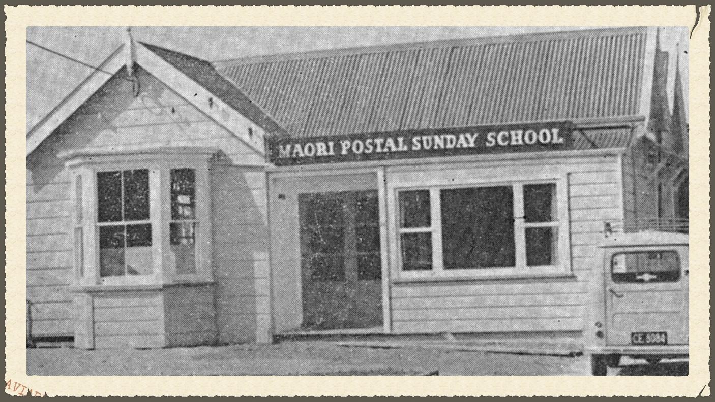 Maori Postal Bell Street