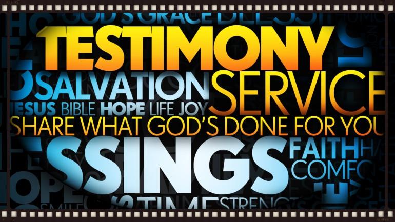 Testimonies of Jesus Christ