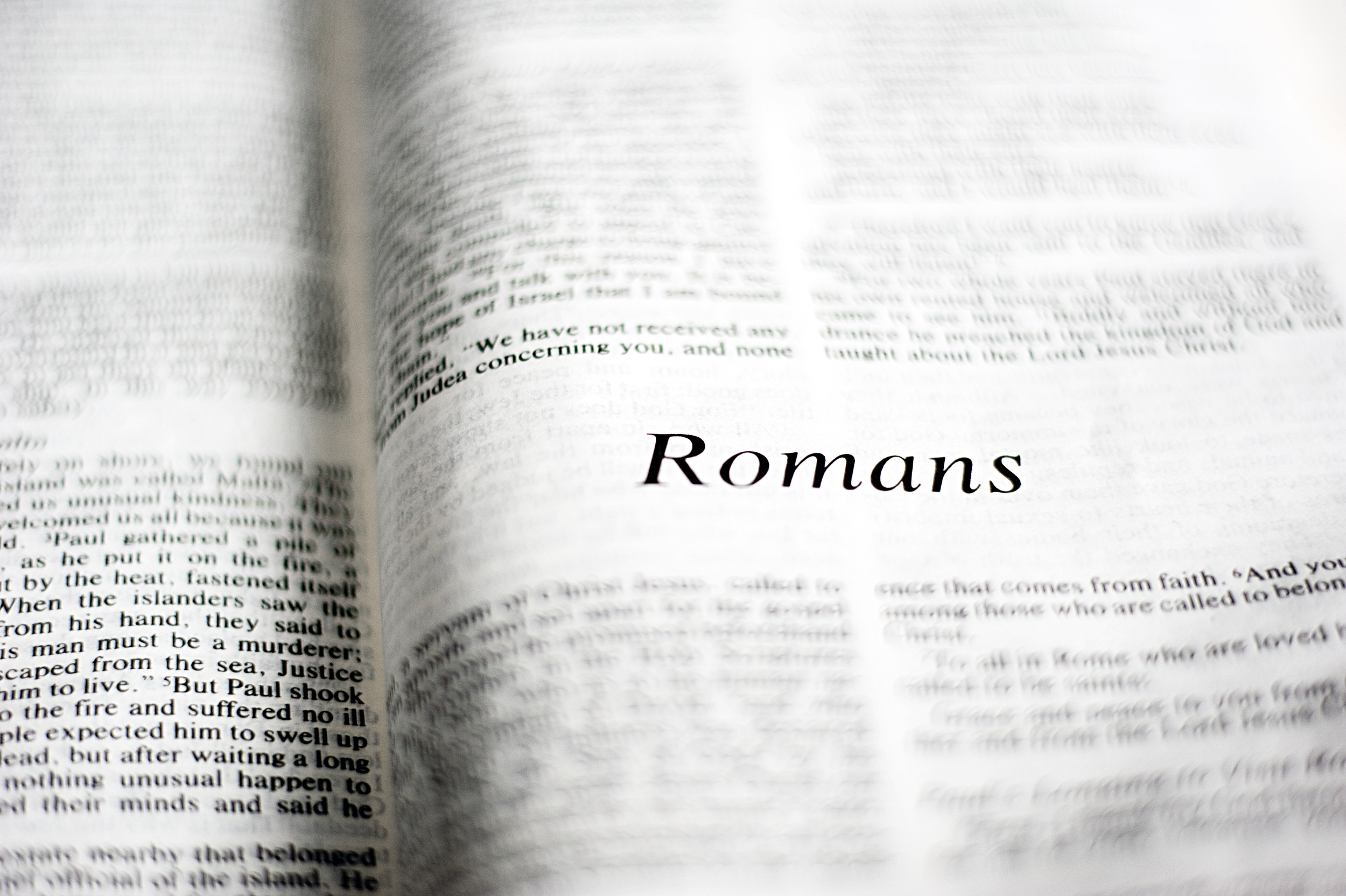 Click  for Romans