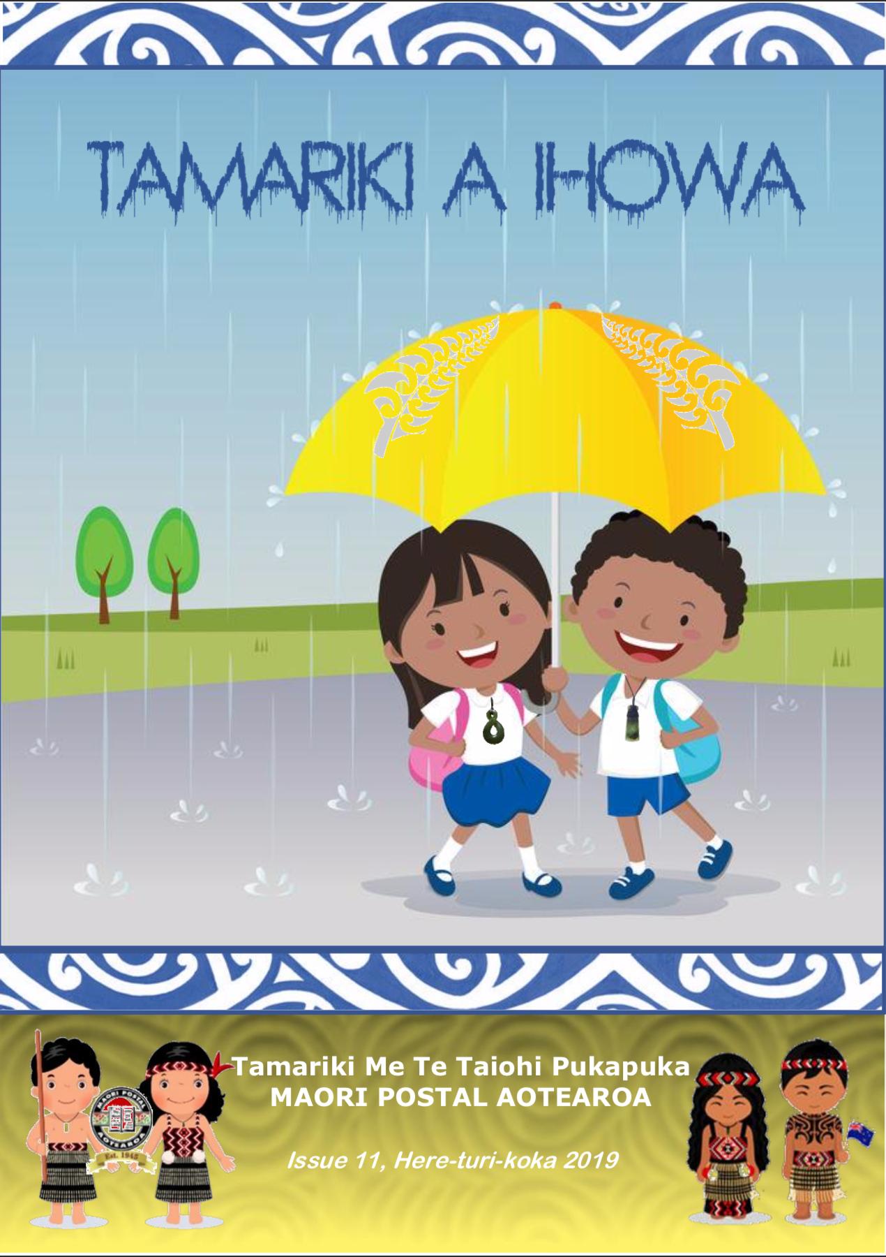 Tamariki A Ihowa Issue 11.png