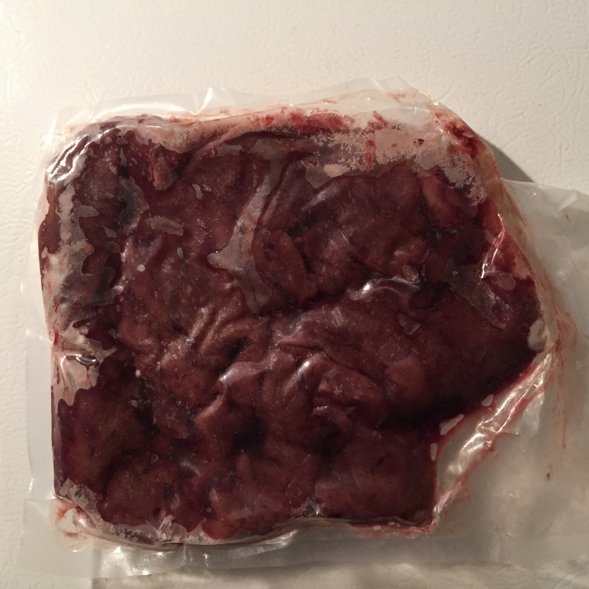 SOLD OUT- Lamb liver - $7.00/lb available in 1 lb packages