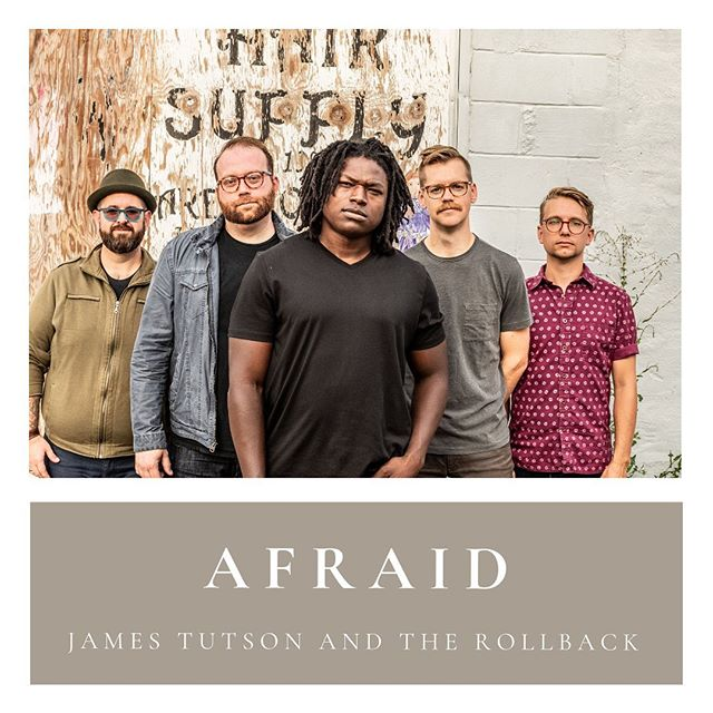 Excited to share the first single of our sophomore album with you all! Hope you love it as much as we do! Have a listen to Afraid from the new album Make You Free! Link in Bio!