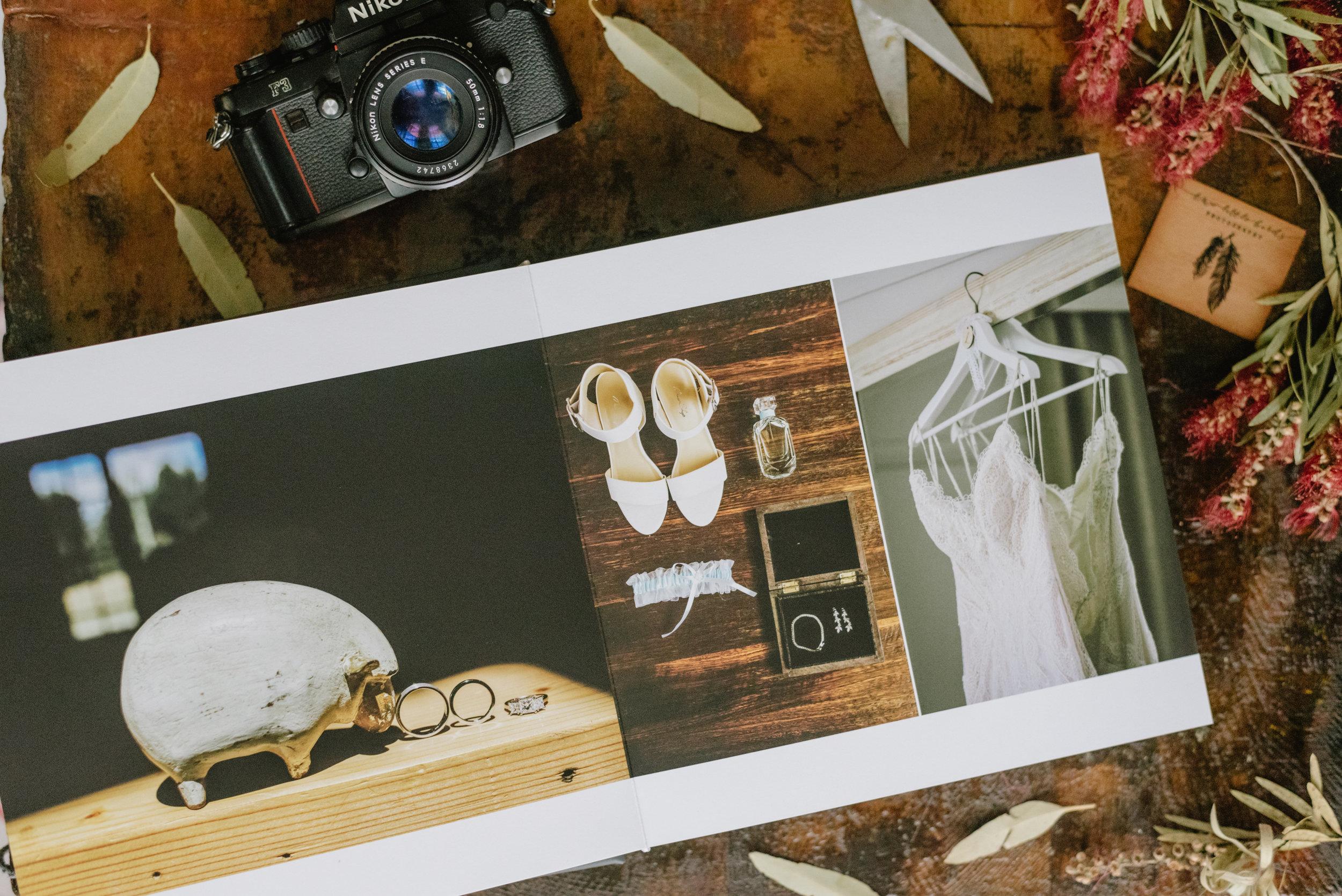 sydney wedding album