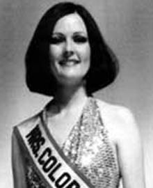 Mrs. Colorado 1981