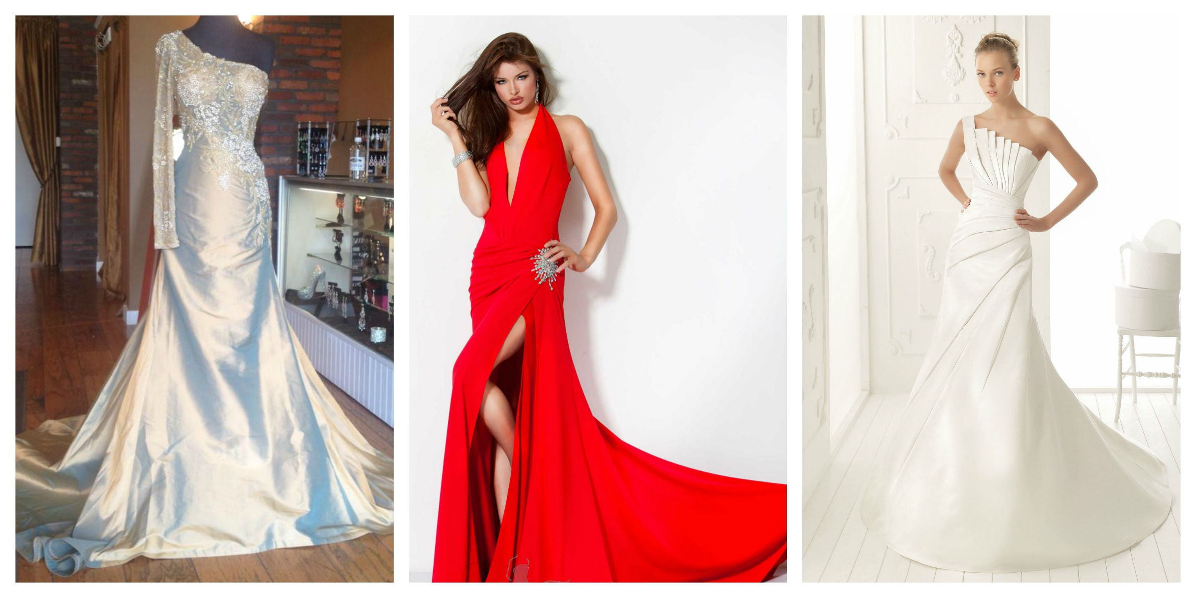 This is a tiny example of the gown pictures I have saved on my computer. It's seriously out of control!