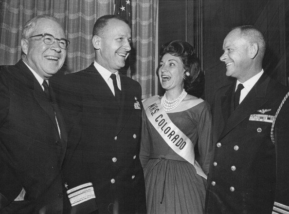 Mrs. Colorado 1963